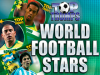 играть в Top Trumps World Football Stars